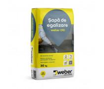 Şapă de egalizare Weber D10...