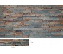 Panel ardezie multi 15x60cm