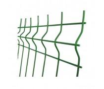 Panou gard metalic verde...
